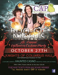 Boo-gie Nights @ Knights of Columbus Hall
