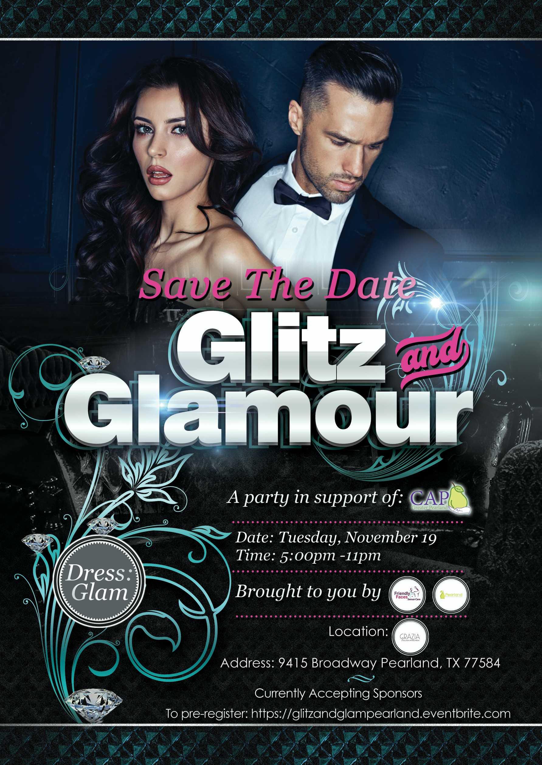 Glitz & Glamour @ Grazia Italian Kitchen